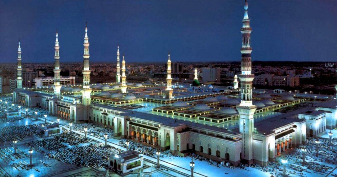 Regarder les Prières de Madinah Live Madinah en direct